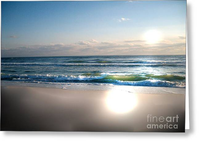 Untouched Greeting Card by Jeffery Fagan