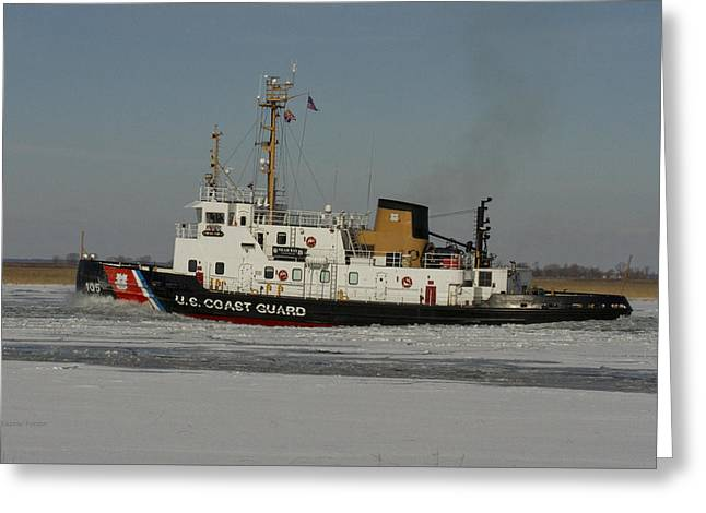 Us Coast Guard Greeting Card