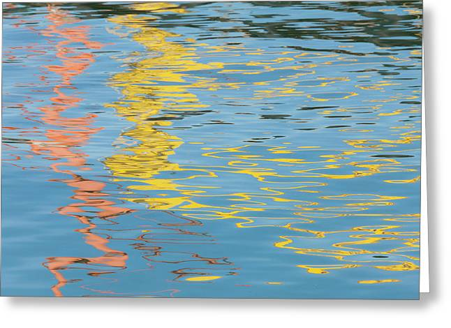 Usa, California, San Diego, Seaport Greeting Card by Jaynes Gallery