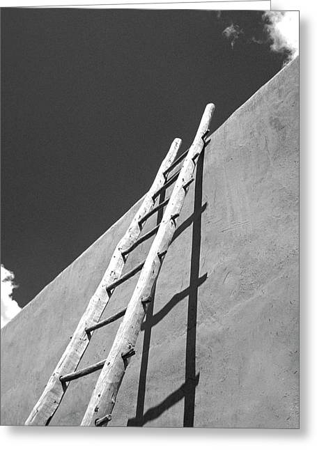 Usa, New Mexico, Taos Greeting Card by Jaynes Gallery
