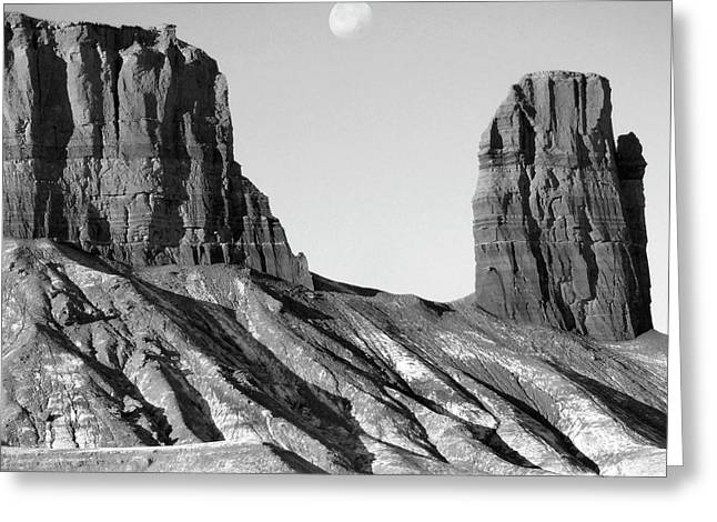 Utah Outback 21 Greeting Card by Mike McGlothlen