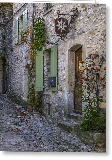 Vaison La Romaine Greeting Card