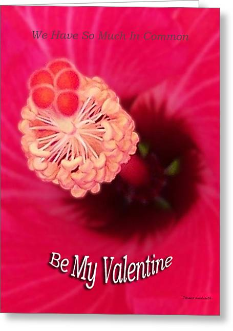 X rated greeting cards page 2 of 2 fine art america valentine we have so much in common greeting card m4hsunfo