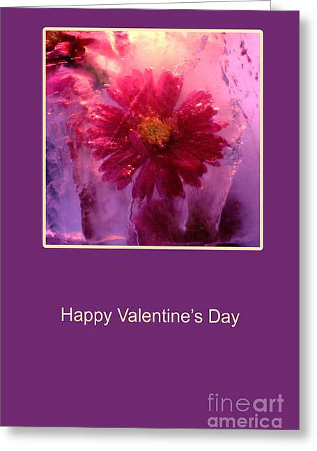 Greeting Card featuring the photograph Valentine's Day by Randi Grace Nilsberg