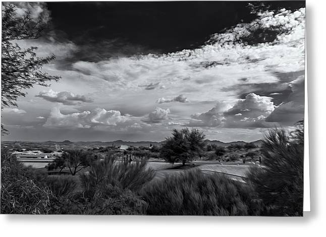 Greeting Card featuring the photograph Valley Daydream by Mark Myhaver