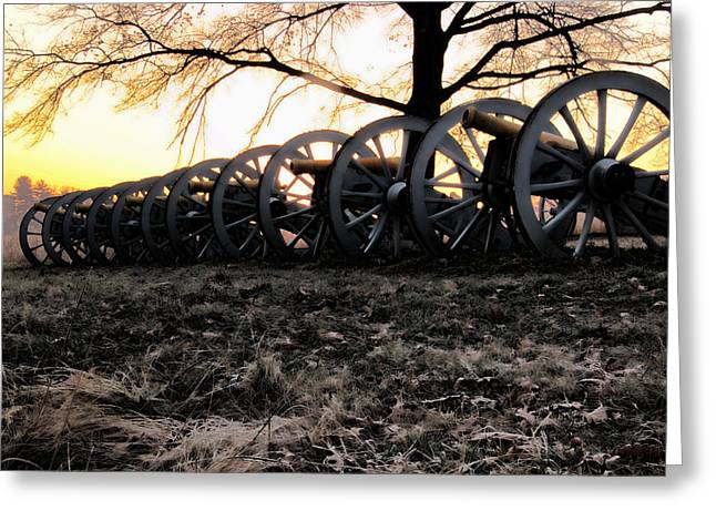 Valley Forge Thanksgiving 2012 Greeting Card