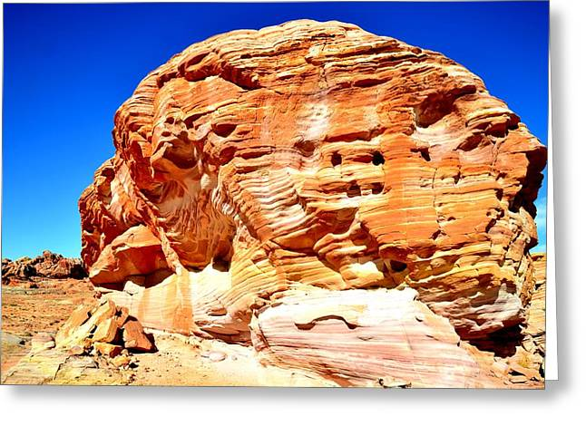 Valley Of Fire 67 Greeting Card