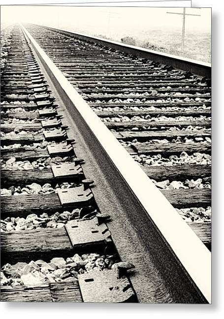 Vanishing Point Greeting Card