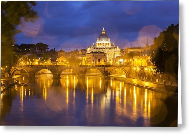 Vatican Greeting Card