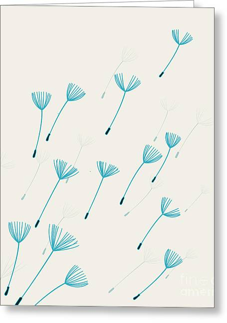 Vector Illustration Background With Greeting Card
