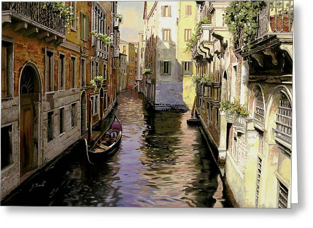 Venezia Chiara Greeting Card