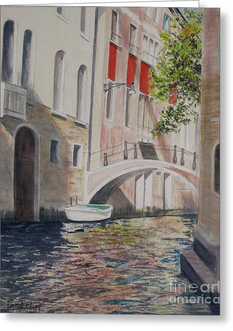 Venice 2000 Greeting Card