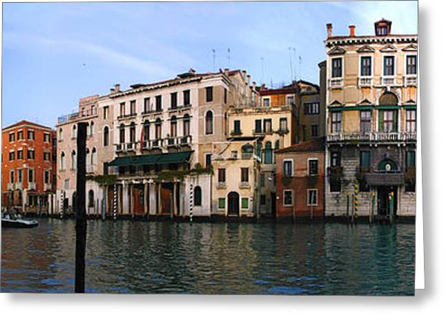 Venice Greeting Card by Gary Lobdell