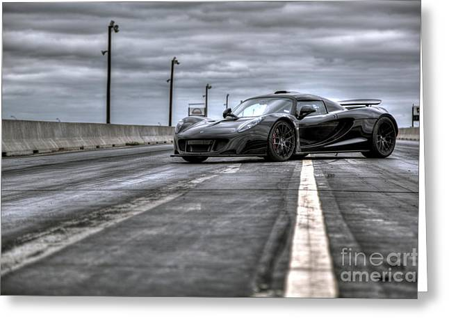 Venom Gt Greeting Card