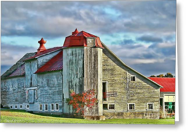 Vermont Rustic Beauty Greeting Card