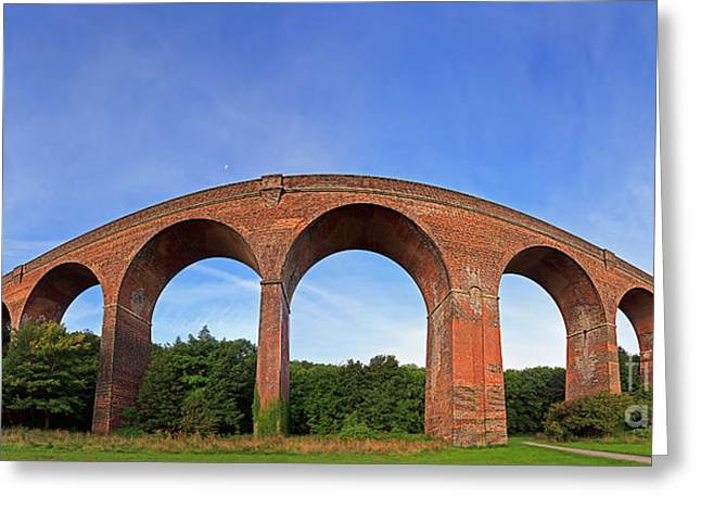 Viaduct Greeting Card
