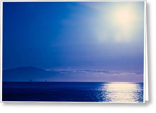 Greeting Card featuring the photograph View From Santa Barbara by Robert Culver