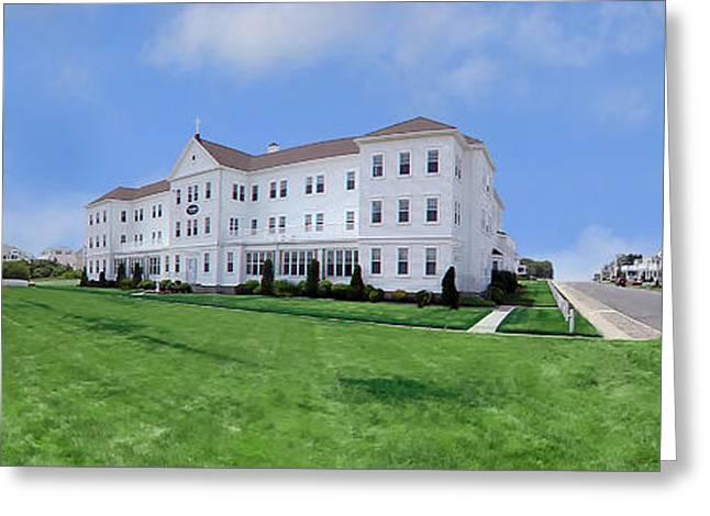 Villa Maria Greeting Card
