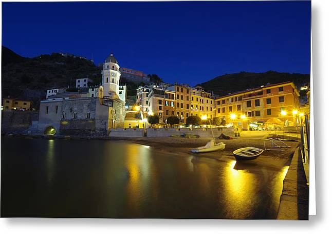 village in Italy Greeting Card by Ioan Panaite