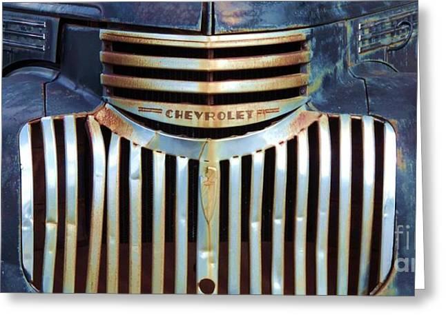 Vintage Chevrolet 005 Greeting Card