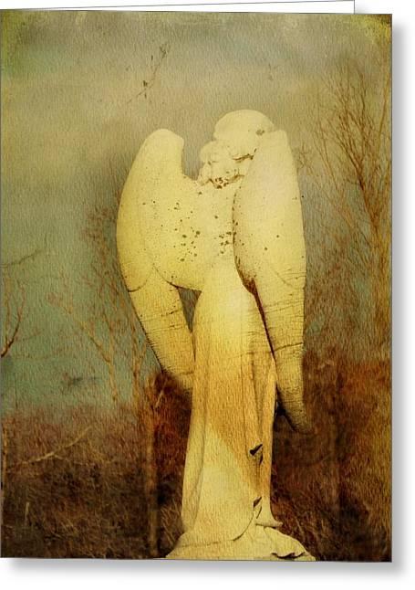 Vintage Wings Greeting Card