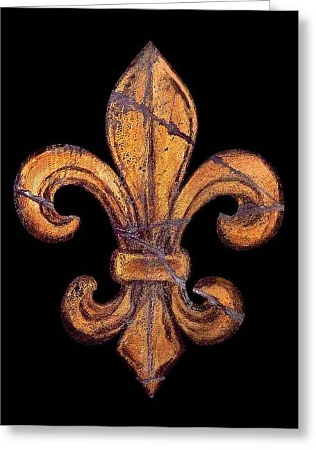 Vive La Nouvelle Orleans Greeting Card
