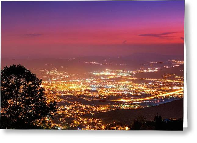 Volos Greeting Card