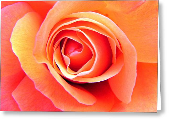 Greeting Card featuring the photograph Vortex by Deb Halloran