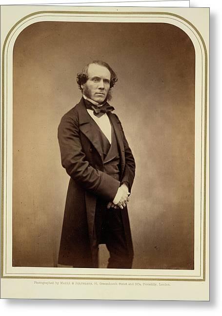 W. Powell Frith Esq; R.a Greeting Card
