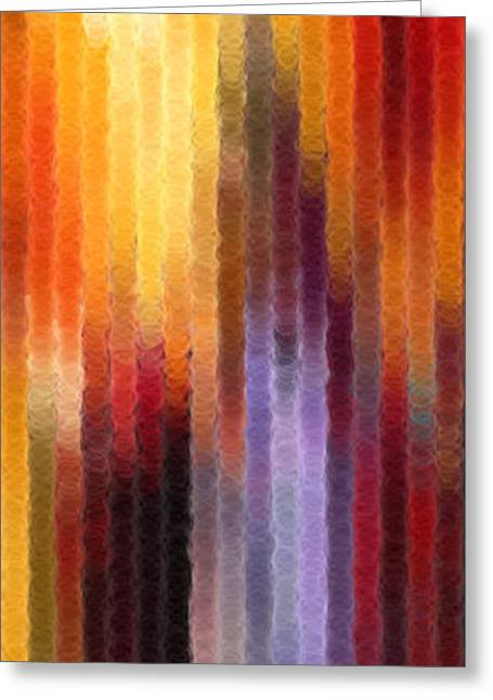 Walk In The Light. Big Canvas Art Greeting Card by Great Big Art
