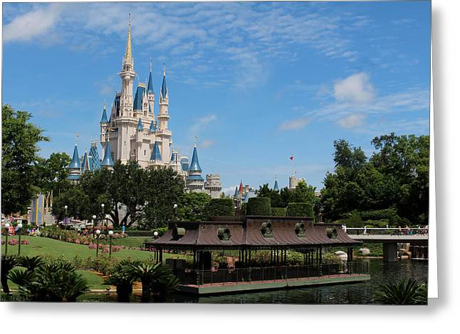 Walt Disney World Orlando Greeting Card