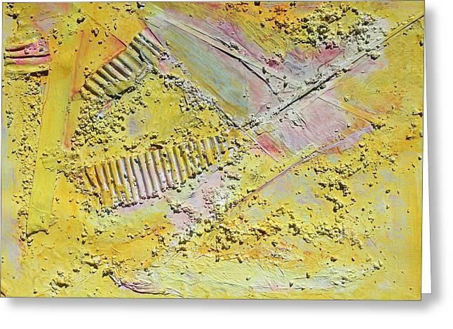 Warmth Of Angels Greeting Card by Hari Thomas