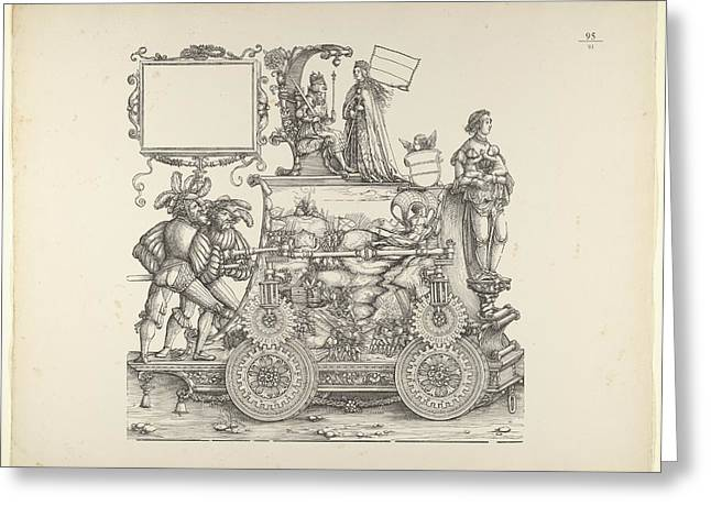 Wartime Triumphs, From The Triumphal Greeting Card