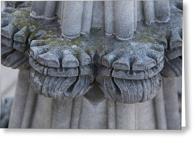 Washington National Cathedral - Washington Dc - 0113119 Greeting Card by DC Photographer