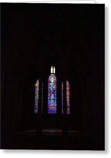 Washington National Cathedral - Washington Dc - 011334 Greeting Card by DC Photographer