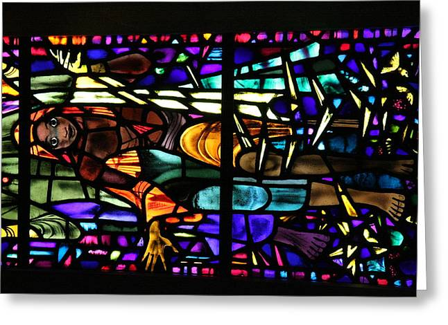 Washington National Cathedral - Washington Dc - 011388 Greeting Card by DC Photographer