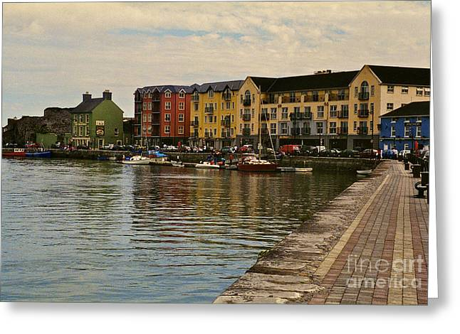 Waterford Waterfront Greeting Card