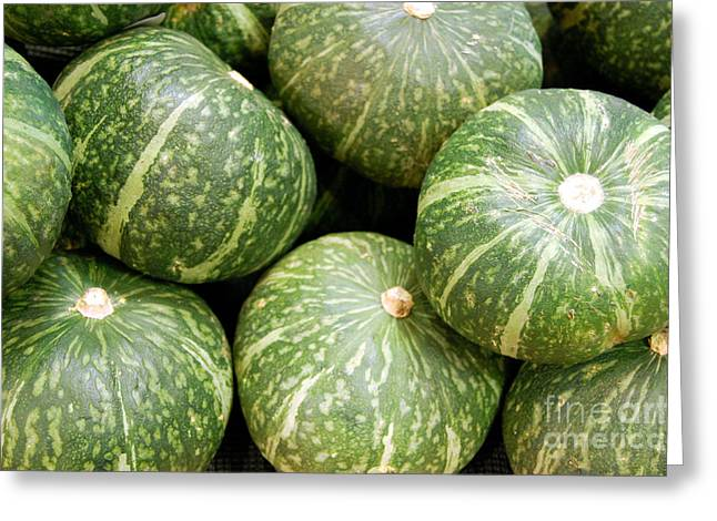 Watermelons Greeting Card by Staci Bigelow