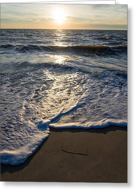 Water's Edge Greeting Card