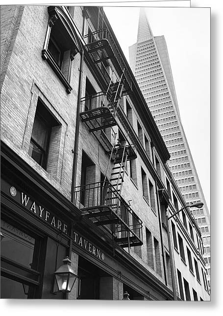 Wayfare Tavern Greeting Card