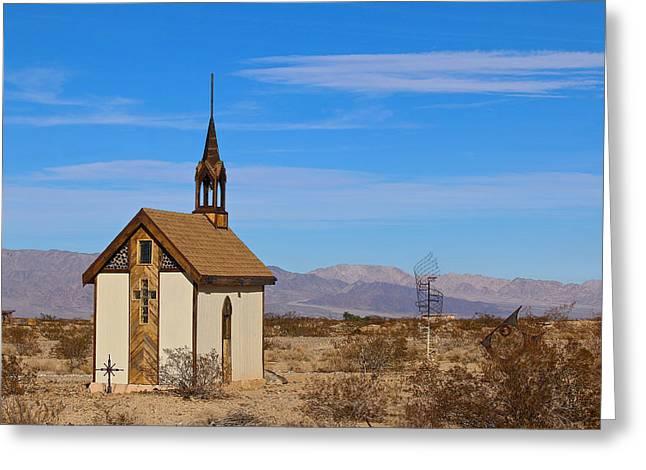 Wayside Chapel Greeting Card