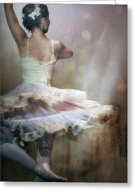 We Danced To A Whispered Voice... Greeting Card