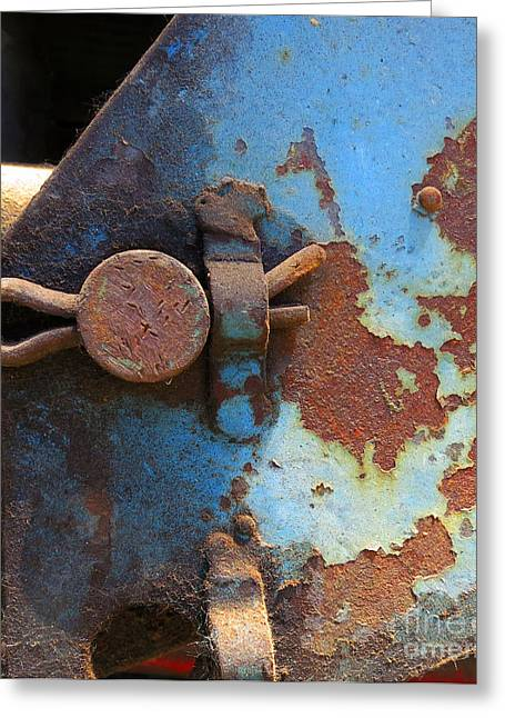 Weathered And Aged Greeting Card