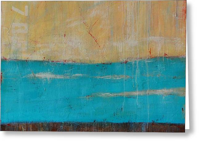 Weathered Greeting Card by Lauren Petit