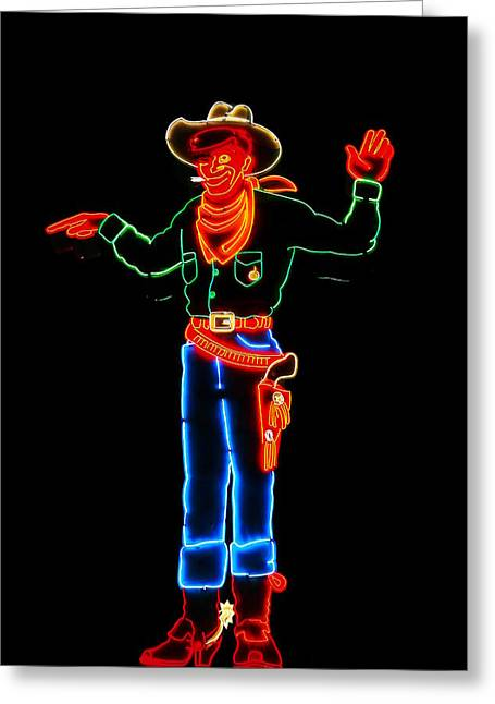 Wendover Willie Greeting Card by Jeff Swan