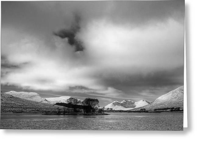 Wester Ross Winter  Greeting Card