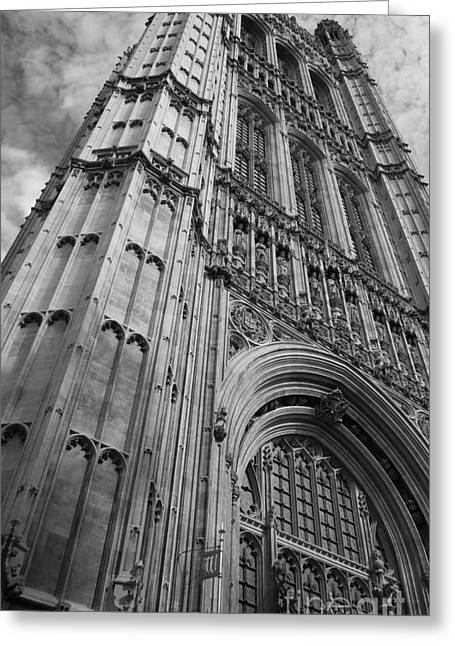 Westminter Abbey Greeting Card