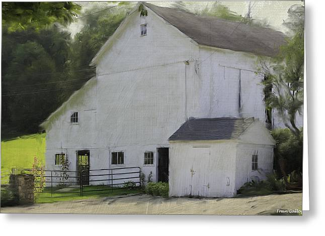 Westport Barn Greeting Card