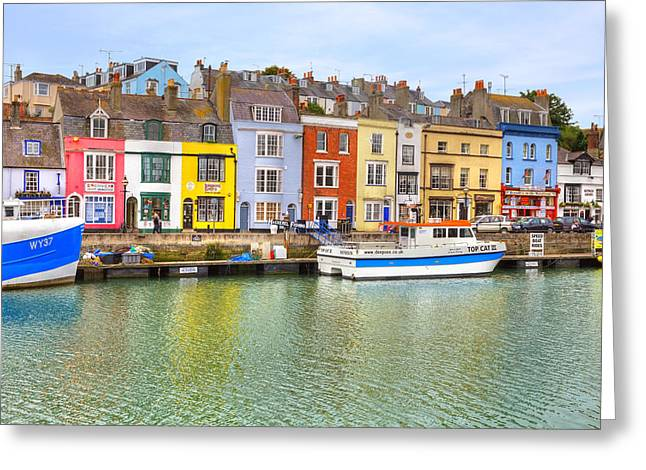 Weymouth Greeting Card