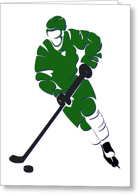 Whalers Shadow Player Greeting Card by Joe Hamilton